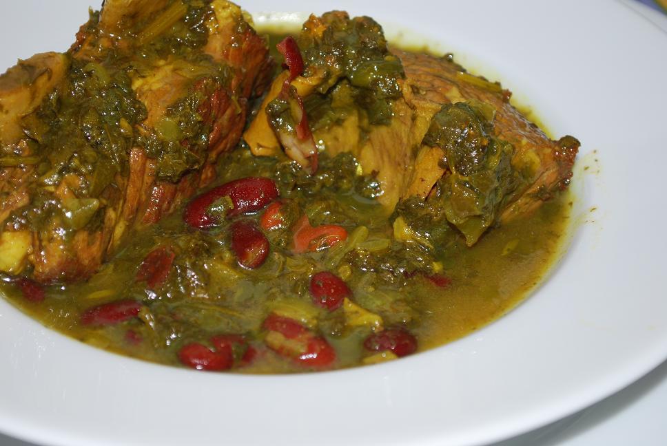Persian soup