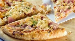 Пицца с лечо