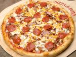 """Pizza """"Double  Cheese"""""""