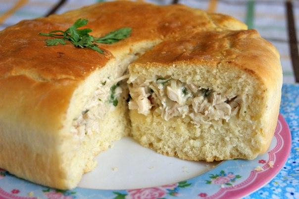 Chicken breast pie