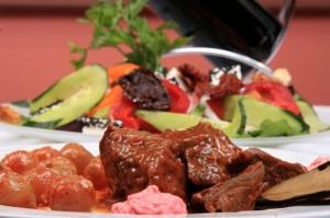 Ստիֆադո: Հունական խոհանոց