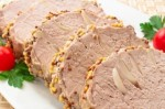Սխտորով խոզի միս