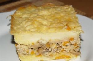 """Картошка в духовке """"1 июня"""""""