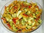 Salad  with squash