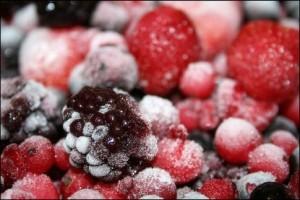 Как заморозить продукты.