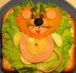 Butterbread '' Lion''