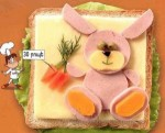 Butterbread rabbit