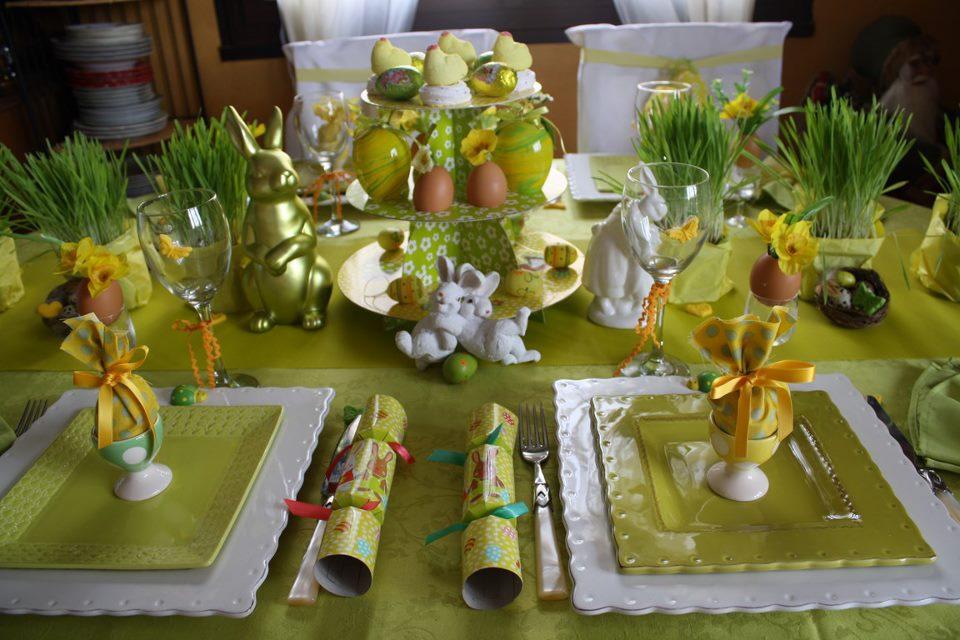 Զատիկի սեղանը