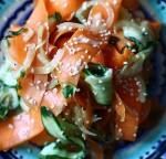 Italian salad with vegetables