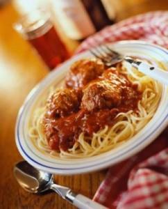Итальянские мясные фрикадельки