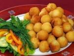 Картофельные шарики для гарниров