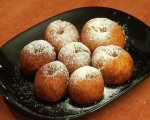 Donuts with curd