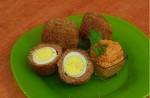 Mardatel with eggs