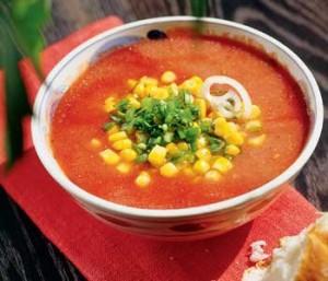 Холодный суп Сальса