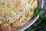 Chicken and cabbage pie