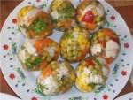 Пасхальные яйца желатином
